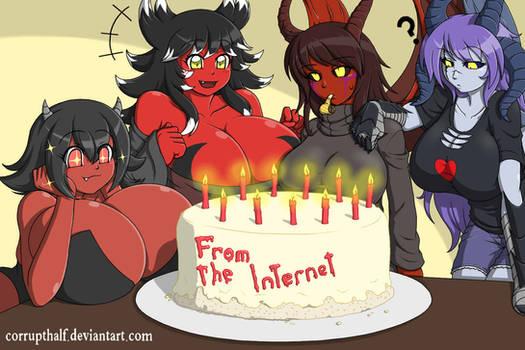 Demon Gal Appreciation Yay!