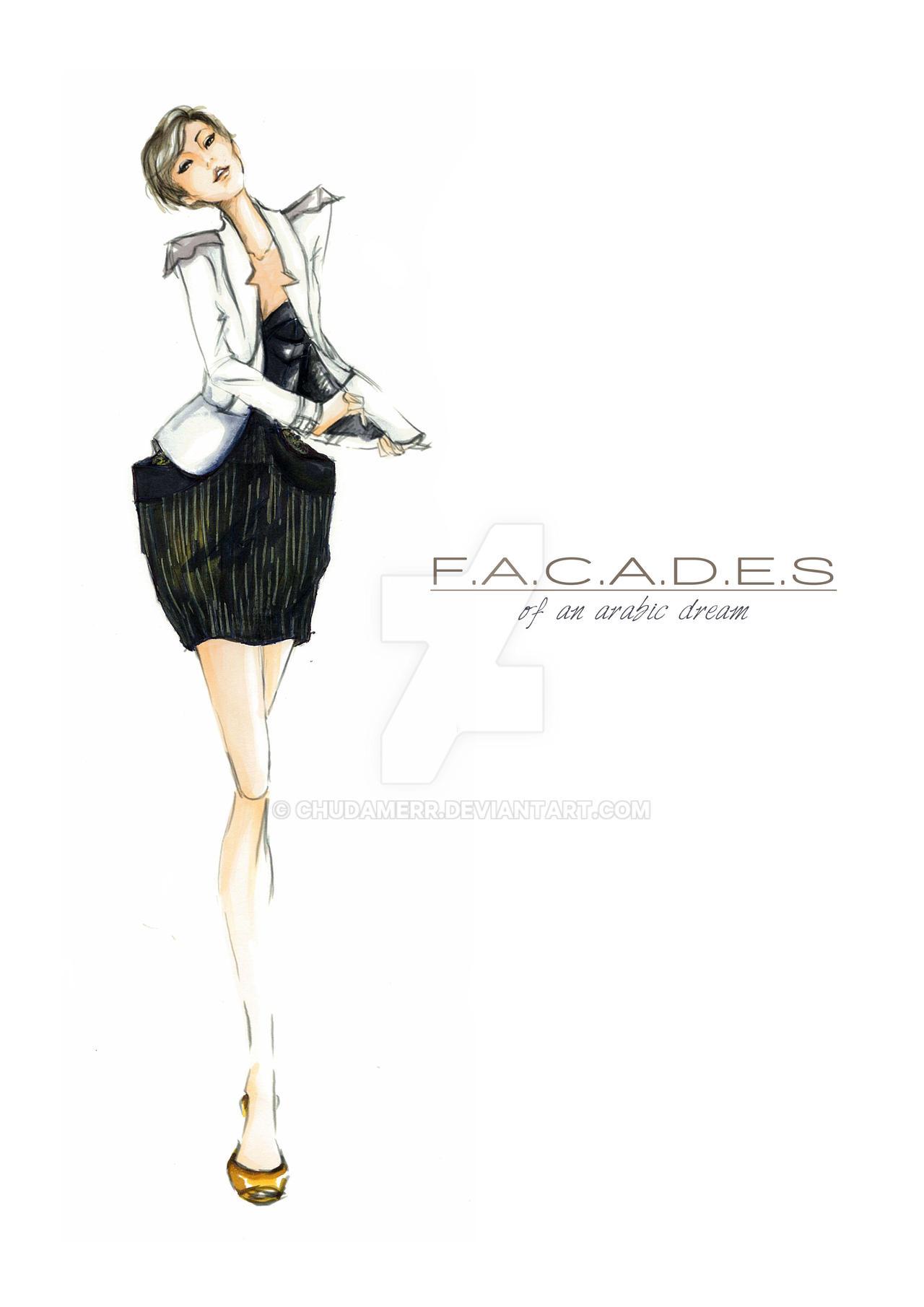 Facades of an Arabic Dream_1 by chudamerr