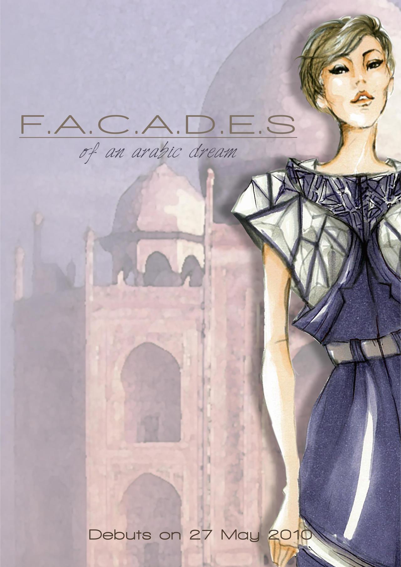 Facades of an Arabic Dream by chudamerr