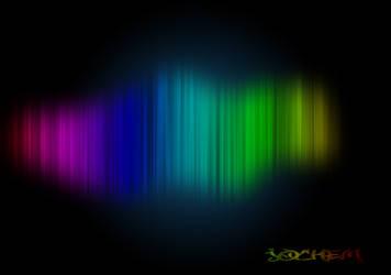 rainbow wallpaper by jochemb