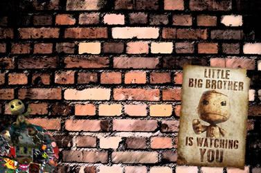 little big wallpaper by jochemb