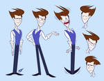 Frederick:Poses and Faces by Frederick-Art