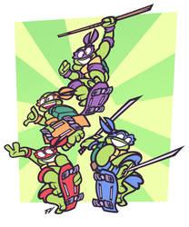 Comm:Teenage Mutant Ninja Turtles