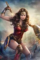 Wonder Woman by JohnLaw82