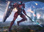 Pacific Rim Jaeger Contest- Captain Harapan
