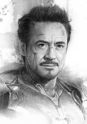 I am Ironman by JohnLaw82