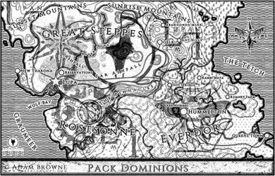 Imperium Lupi Map - Pack Dominions