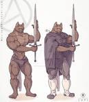 Imperium Lupi - Character Study: Rafe Stenton
