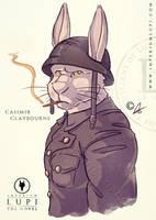 Imperium Lupi - Casimir (soldier) by Imperiumlupi