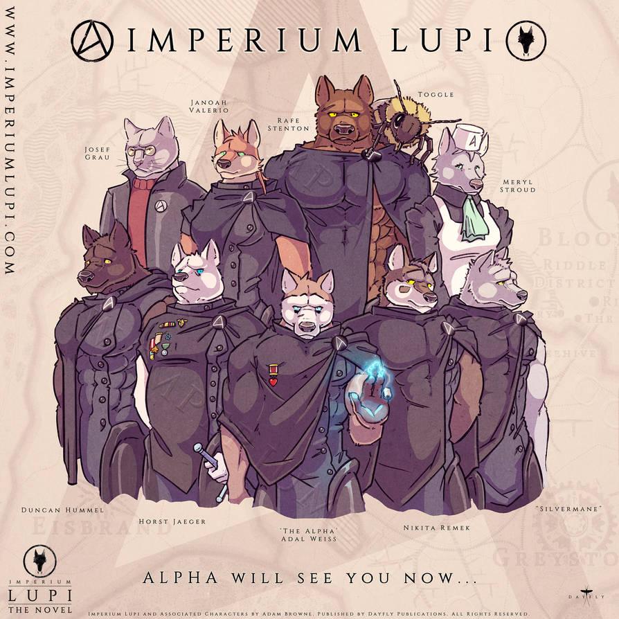 Imperium Lupi - ALPHA Members