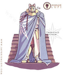 Imperium Lupi - Den Father Thorvald (+Helmet) by Imperiumlupi