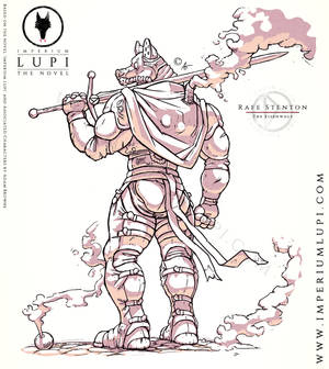 Imperium Lupi - Eisenwolf Rafe Stenton (Tone)