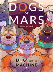 Dogs of Mars - Rejected Cover