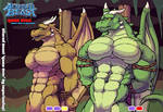 Altered Beast - GAME OVER Dragons