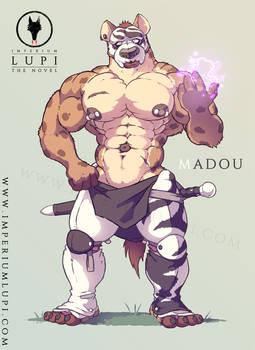 Imperium Lupi - Madou Jua-mata