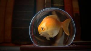 Goldfish by JoshMaule