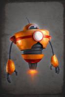 Robot by JoshMaule