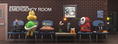 Mushroom Kingdom Emergency Room
