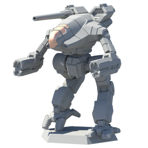 3D Marauder Redesign by Shimmering Sword