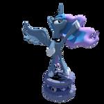 Work in Progress Princess Luna Statue Update #4