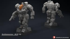 Battlemaster - BLR-1G by Sentinel373