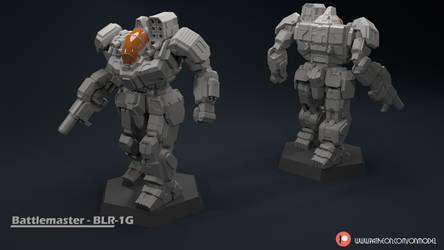 Battlemaster - BLR-1G