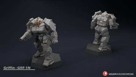 Griffin - GRF-1N