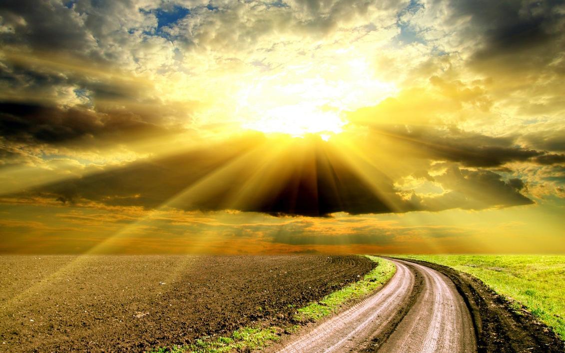 the heavens open by Djskief