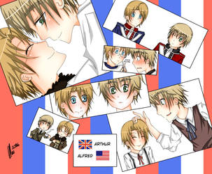 US x UK Collage by clau2586