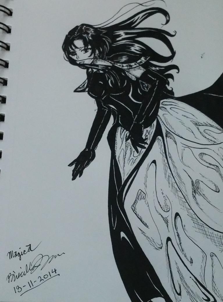 Magica by SanadaSayuri