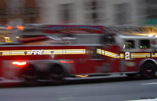 FDNY on the go