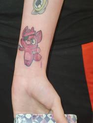 14th tattoo by girsgirly