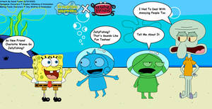 Spongebob Sqaurepants X Making Fiends