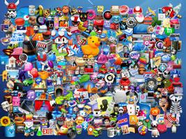 Crazy Icons by ElAdversario