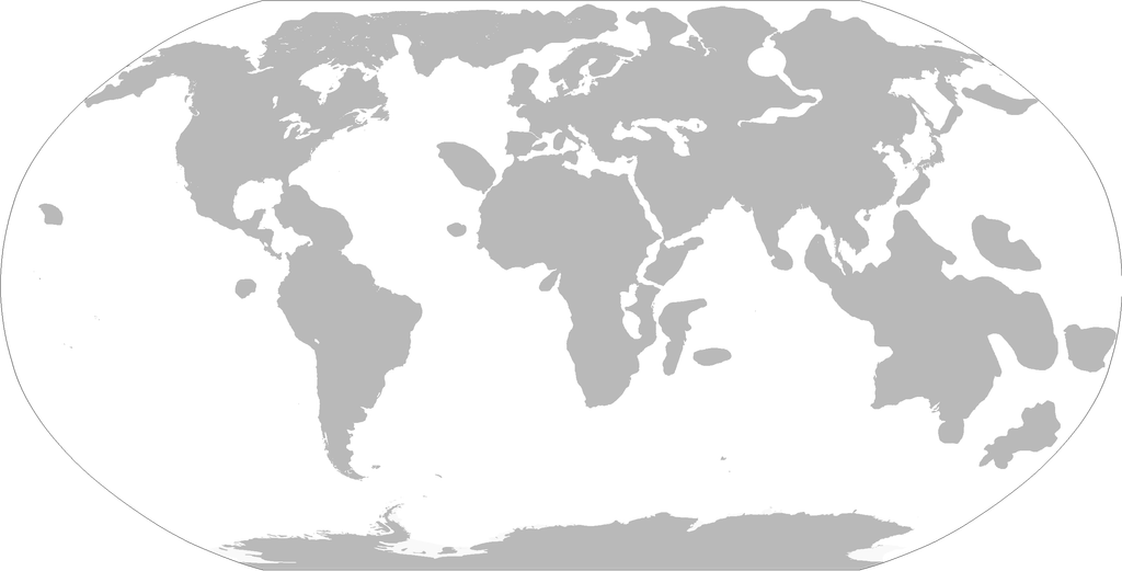 Map of PlaNew Earth by OHara 356011 on DeviantArt