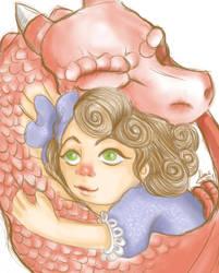 Quiero un Dragon / I want a Dragon by ArumaZ