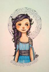 Una sonrisa by ArumaZ