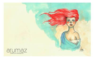 Ella es libre by ArumaZ