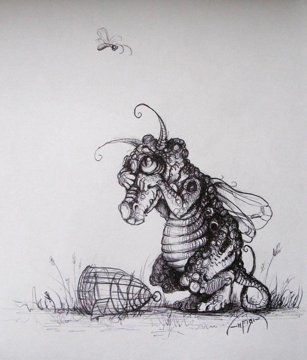 Dragon .. 018 by amfiria