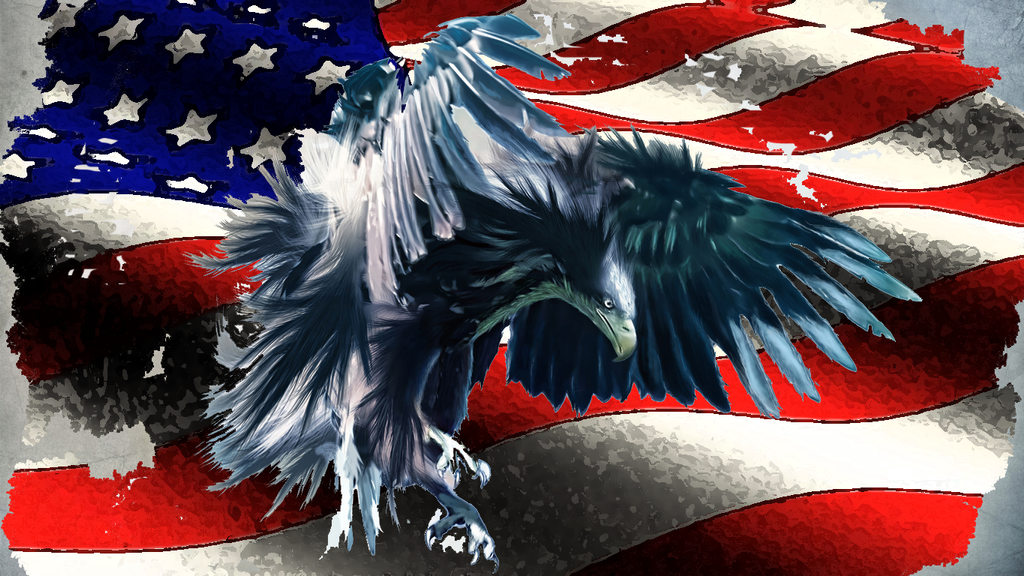 US-EAGLE by budwar65