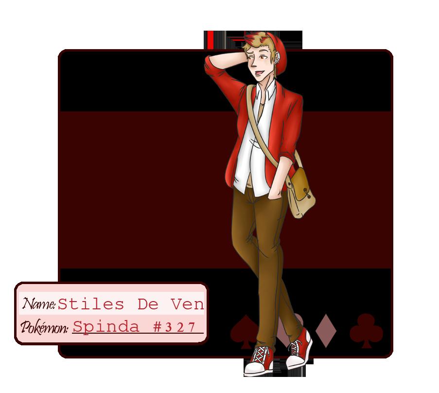 Stiles LP customer app by queensakima19876
