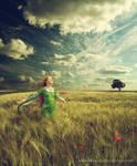 feel the wind ....