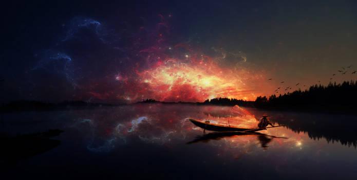 magic sky