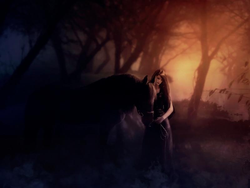 ... mist by BaxiaArt