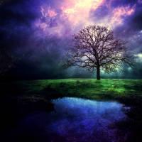 tree by BaxiaArt