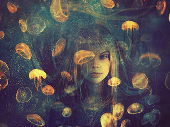 Jellyfish by BaxiaArt