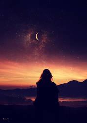 Dreamer by BaxiaArt