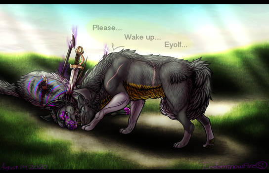 Please, Wake Up, Eyolf