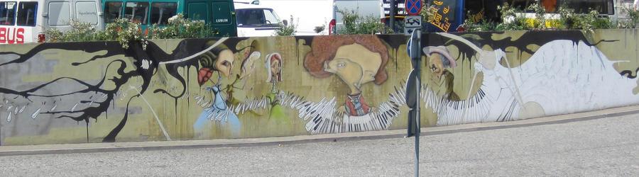Warsaw Graffiti