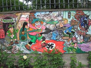 Warsaw Graffiti 2